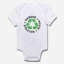 Recycle! Infant Bodysuit