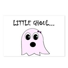 LITTLE GHOUL Postcards (Package of 8)