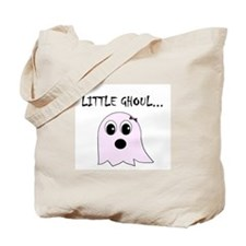 LITTLE GHOUL Tote Bag