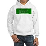 Uncle Aunty WHo?? Hooded Sweatshirt