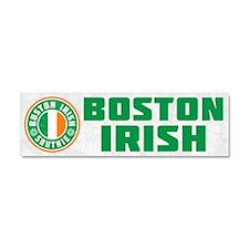 Boston Irish Southie Car Magnet 10 x 3