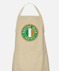 Boston Irish Southie Apron