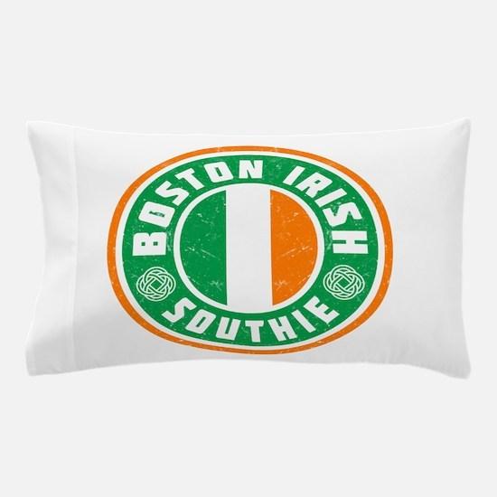 Boston Irish Southie Pillow Case