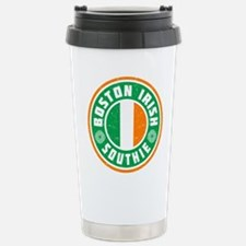 Boston Irish Southie Travel Mug