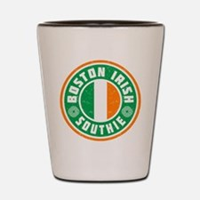 Boston Irish Southie Shot Glass