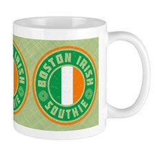 Boston Irish Southie Mugs