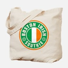Boston Irish Southie Tote Bag