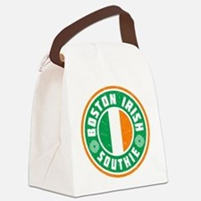 Boston Irish Southie Canvas Lunch Bag