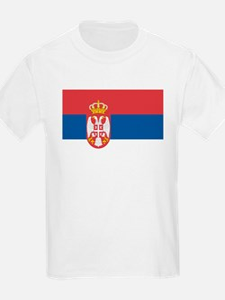 Serbian flag T-Shirt