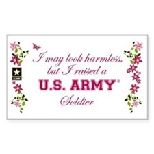 I Raised A Soldier Decal
