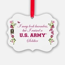 I Raised A Soldier Ornament