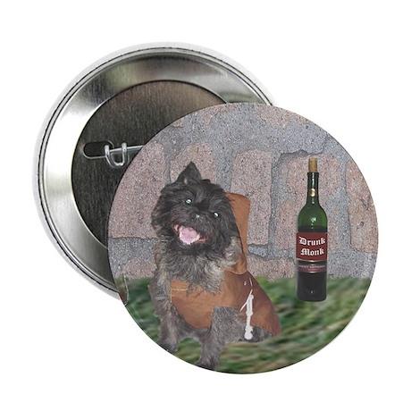 Monastic Cairn Terrier Button