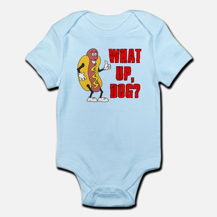 What Up, Dog? Body Suit