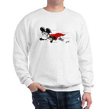 Superhero Al B. Mouse Sweatshirt
