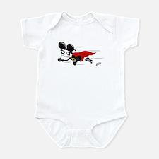Superhero Al B. Mouse Infant Bodysuit