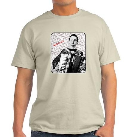 Squeeze Accordion Light T-Shirt
