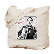 Squeeze Accordion Tote Bag