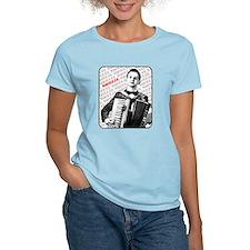 Squeeze Accordion T-Shirt