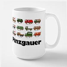 Pinzgauer 710M Truck size coffee mug