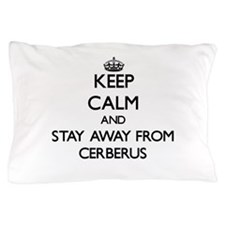 Funny Keep calm and carry on Pillow Case