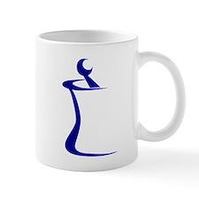 Blue Mortar and Pestle Mug