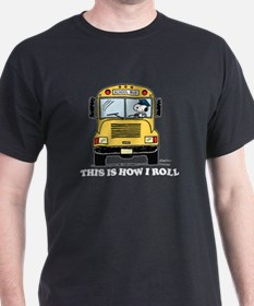 Snoopy: This is How I Roll T-Shirt