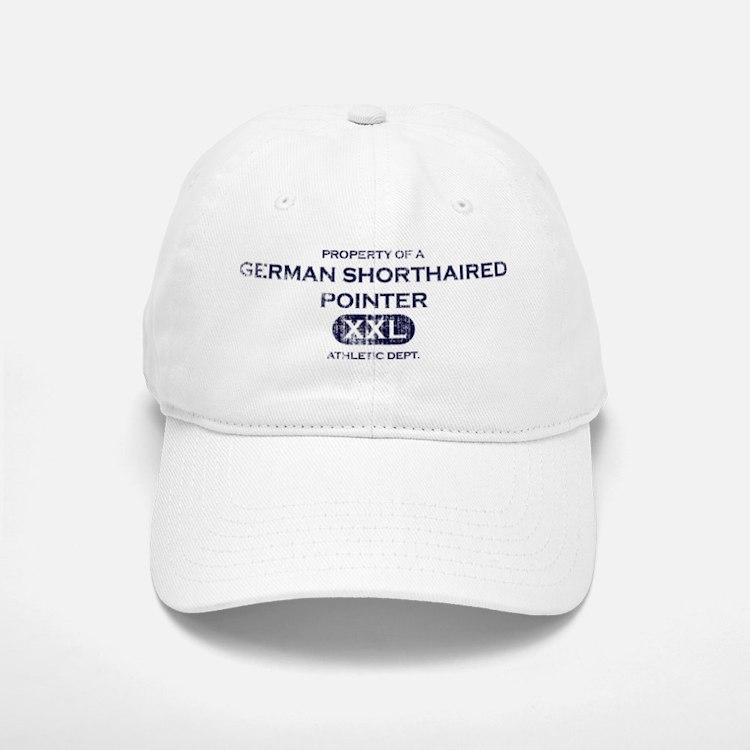 Property of German Shorthaired Pointer Baseball Baseball Cap