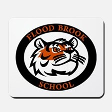 fb tiger logo Mousepad