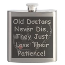 Old doctors Flask