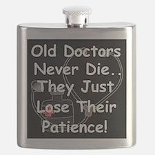 Old doctors Flask