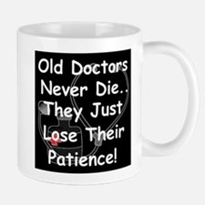 Old doctors Mugs