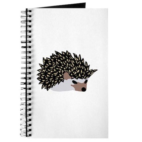 tea time hedgehog Journal
