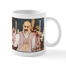 Padre Pio Stimma Mugs
