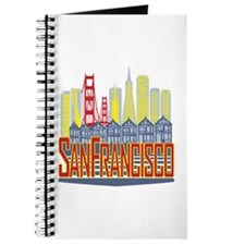 SF Golden Skyline Journal