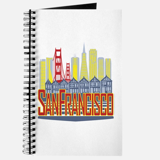 SF Golden Skyline Journal