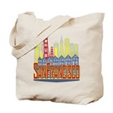 San francisco Totes & Shopping Bags