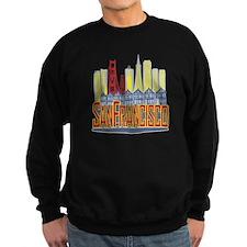 SF Golden Skyline Sweatshirt