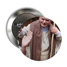 """Giovanni Paolo II 2.25"""" Button"""