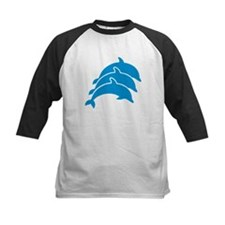 Jumping Dolphins Tee