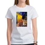 Cafe & Golden Women's T-Shirt