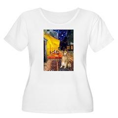 Cafe & Golden T-Shirt