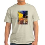 Cafe & Golden Light T-Shirt