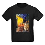 Cafe & Golden Kids Dark T-Shirt