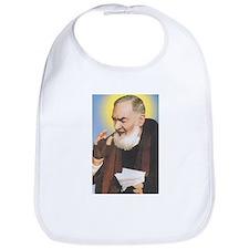 Funny Monks Bib