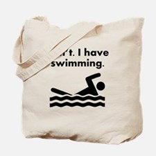 Cant I Have Swimming Tote Bag