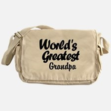 Worlds Greatest Messenger Bag