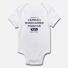 Property of German Wirehaired Pointer Bodysuit