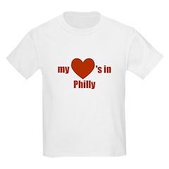 Philly Kids Light T-Shirt
