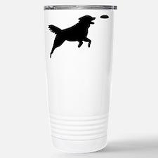 Dog Agility Travel Mug