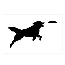 Dog Agility Postcards (Package of 8)